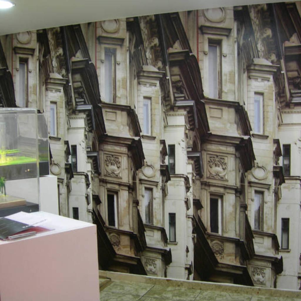 Custom Wallpaper for Documenta Kassel Exhibition