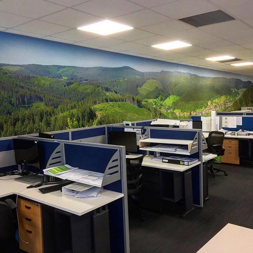Gigapixel Office Wallpaper