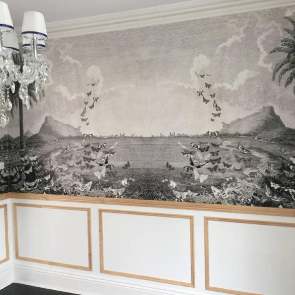 Residential Wallpaper Kerrie Brown
