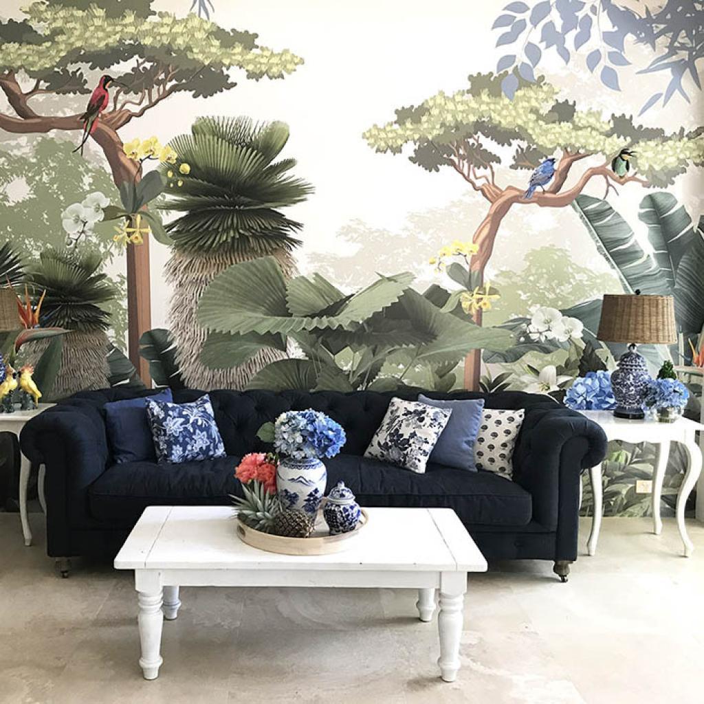 Rainforest Jungle Wallpaper